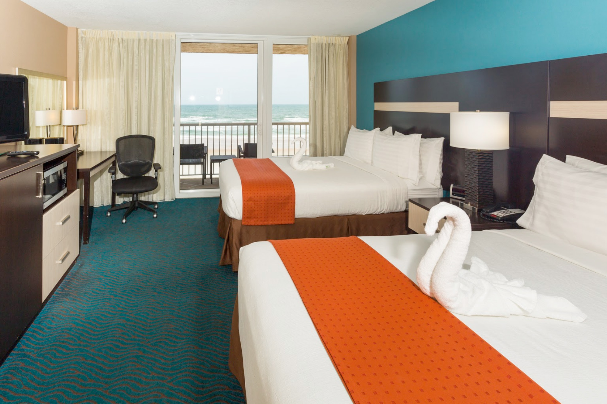 Holiday Inn Resort Daytona Beach Oceanfront Best Vacations Ever
