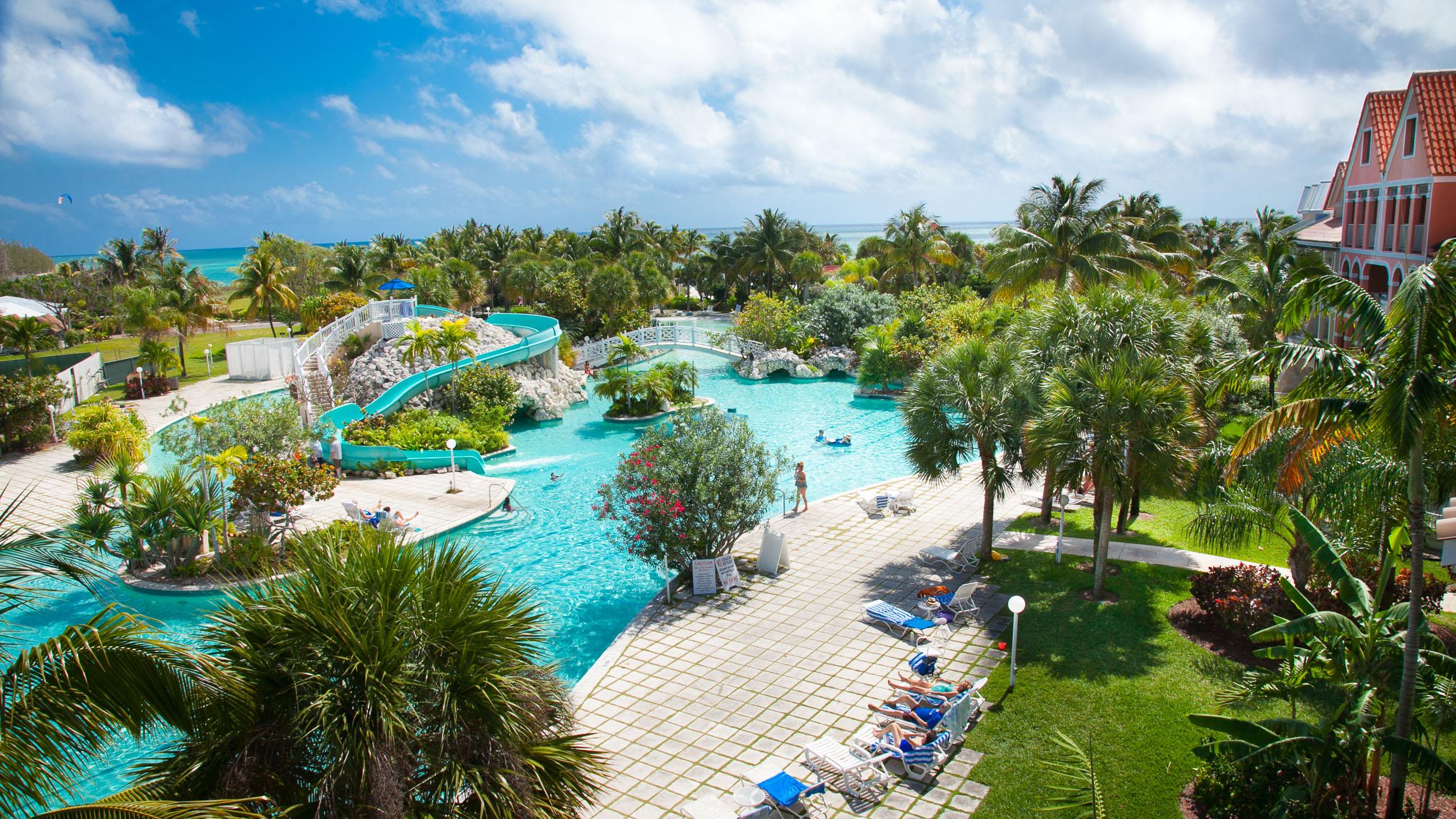 Flamingo Bay Taino Beach Resort Bahamas