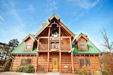 BVE-Eagles-Ridge_Resort-Cabins-Pigeon-Forge-cabin-exterior