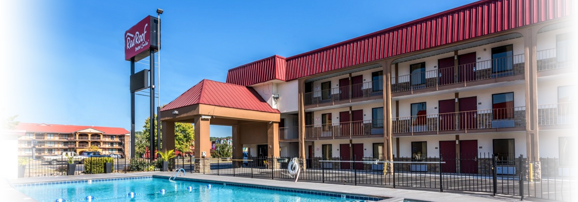 Wonderful Red Roof Inn U0026 Suites Pigeon Featured. Bve Pigeon Forge  Tennessee The Island Great Smokey